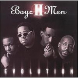 Cd Boyz Ii Men Evolution Novo Lacrado [importado]
